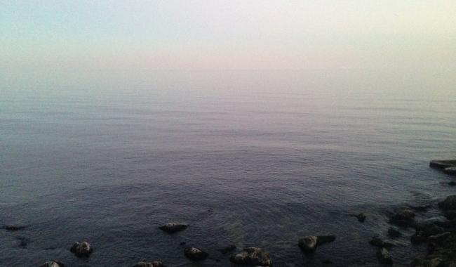 Sursa foto: www.101stiri.ro-Grațiela GHEORGHE CARAGICU  Apus la Marea Neagră