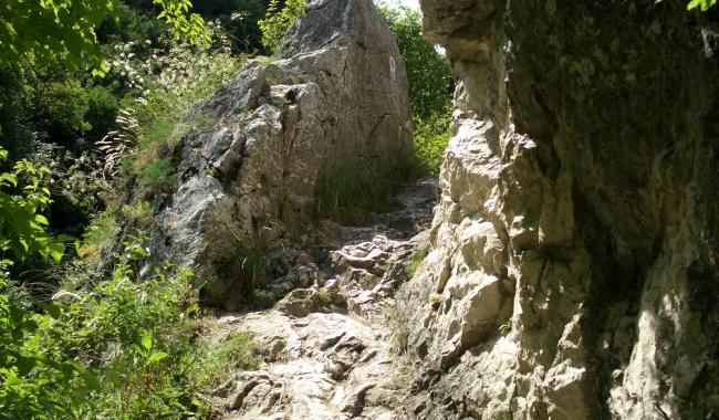 Sursa foto: www.101stiri.ro-Elena VERENCA Cheile Turzii