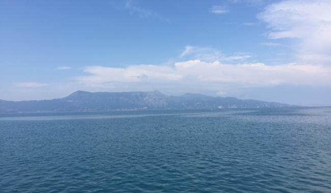 Sursa foto: www.101stiri.ro/ Corfu, Grecia - Marea Ionică/ Stelian CARAGICU