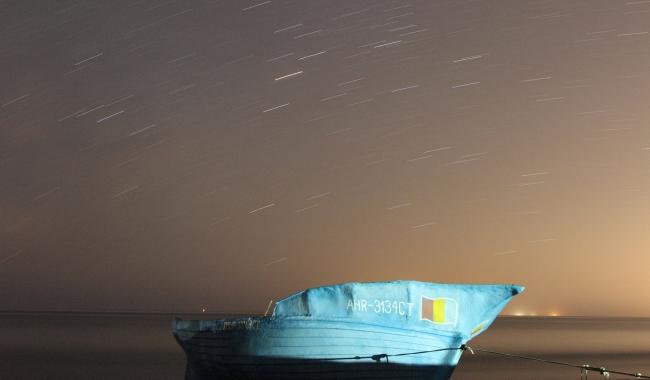 Sursa foto: www.101stiri.ro-Sorin DANIELCIUC  Pe plaja Corbu