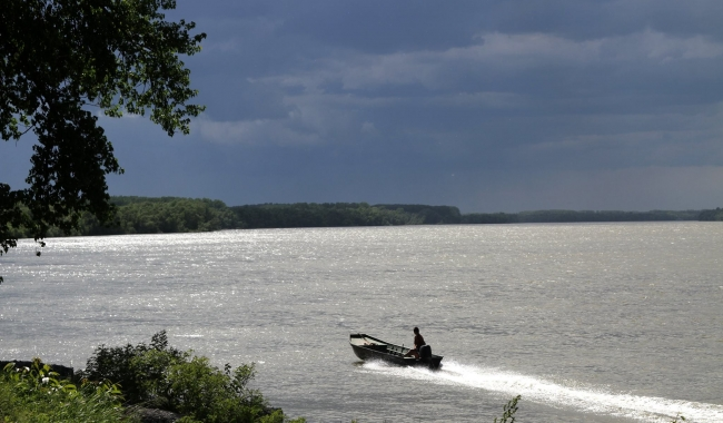 Sursa foto: www.101stiri.ro-Sorin DANIELCIUC  Rasova, la Dunăre