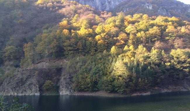 Sursa foto: www.101stiri.ro-Grațiela GHEORGHE CARAGICU  Valea Cernei