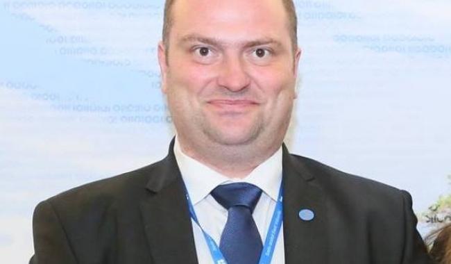 Prorectorul UOC, lect. univ. dr. Alexandru Bobe (specializare IT, matematică), membru în comisia de organizare a concursului pentru ocuparea postului de redactor/  Sursa foto: Facebook