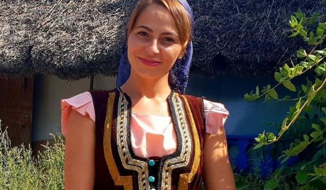 Fiica Picurarlui din Stejaru, Mirabela Burrichter Migit