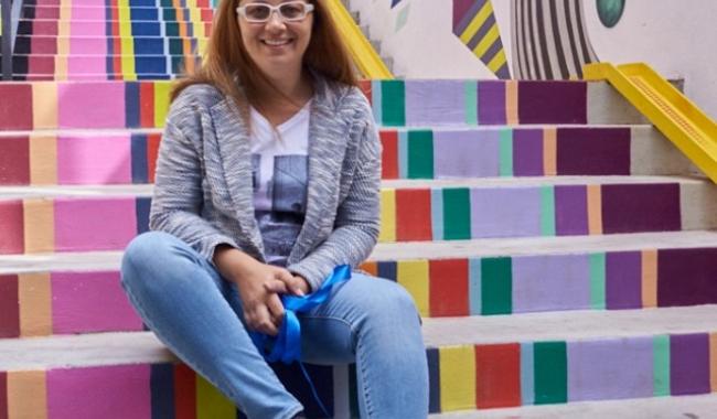 Laura Stroe, organizator al evenimentului