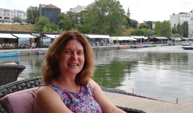Simona Enache, business developer