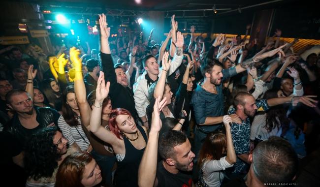 Sursa foto: Marian ADOCHIȚEI/ Clubul Doors Constanța