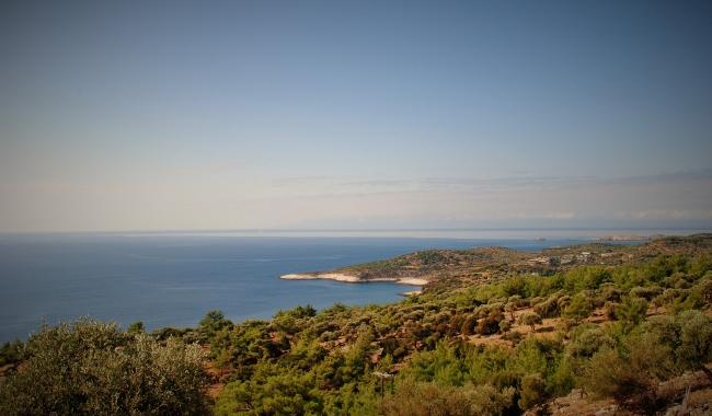 Sursa foto: www.101stiri.ro-Brîndușa DAN  Insula Thassos, Grecia