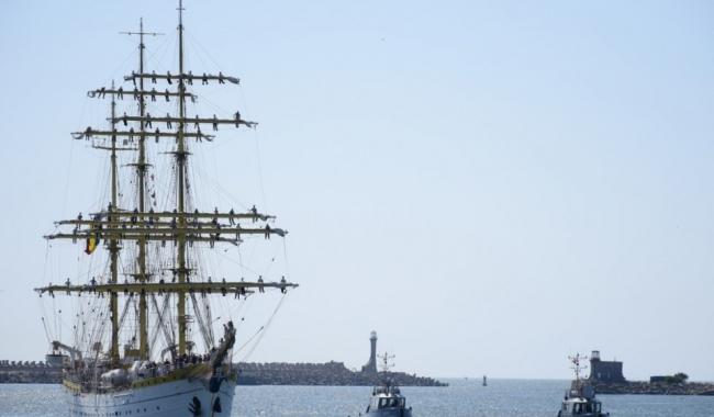Sursa foto: Fortele Navale Române