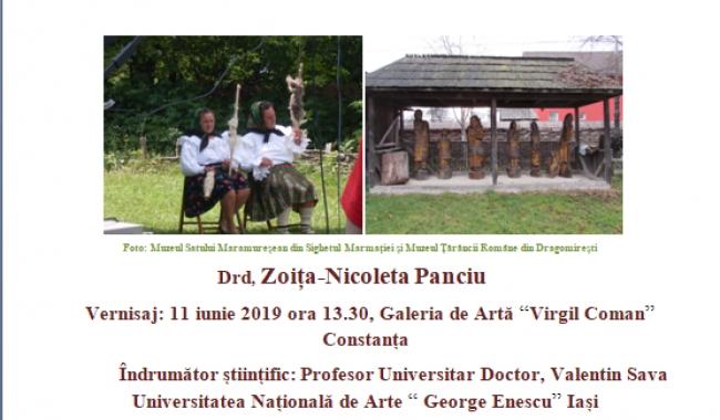 SĂPTĂMÂNA CULTURALĂ CU ZOIȚA - NICOLETA PANCIU