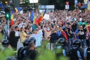 JANDARMERIA, APEL LA MANIFESTARE PAȘNICĂ LA PROTESTUL DIN 10 AUGUST!