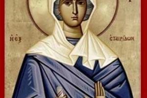Sfânta Muceniță Pelaghia, sărbătorită pe 4 mai