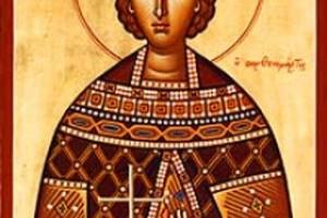 Sfânta Muceniță Irina, prăznuită pe 5 mai