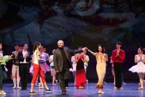 """""""Prin lumea dansului"""", de la Constanța în China"""