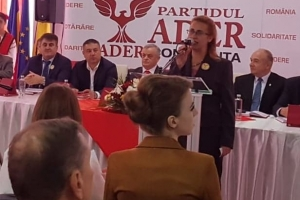PARTIDUL ADER - ORGANIZAȚIA JUDEȚEANĂ CONSTANȚA - DĂ STARTUL CAMPANIEI DE STRÂNGERE A SEMNĂTURILOR PENTRU EUROPARLAMENTARE