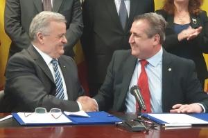 PARTIDUL ADER ȘI PARTIDUL ALIANȚA NAȚIONALĂ A AGRICULTORILOR VOR PARTICIPA CU LISTĂ COMUNĂ DE CANDIDAȚI LA EUROPARLAMENTARE