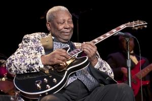 """A murit B. B. King, """"Regele blues-ului"""
