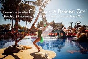 "Scurtmetrajul ""Constanța. A Dancing City"" are premiera în weekend, la Cityplex Constanța"