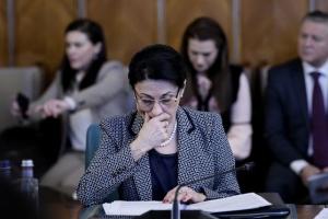 ECATERINA ANDRONESCU, CHEMATĂ SĂ DEA EXPLICAȚII LA COMISIA PENTRU DREPTURILE OMULUI DIN CAMERA DEPUTAȚILOR