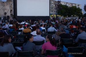 Record de spectatori la cinematograful în aer liber din Centrul Vechi al Constanței