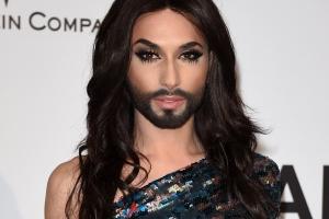 Eurovision 2015: Semnale luminoase cu tematică gay, la semafoarele din Viena