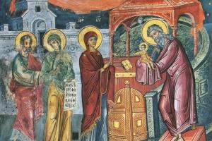 2 februarie - Întâmpinarea Domnului
