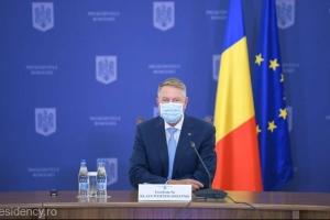 """IOHANNIS, ANUNȚ DE ULTIMĂ ORĂ: """"PE 14 SEPTEMBRIE ÎNCEPE NOUL AN ȘCOLAR PREUNIVERSITAR"""""""