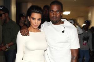Ce nume ciudat are băiețelul vedetei TV Kim Kardashian și al rapperului Kanye West