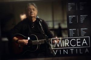 Concert caritabil cu Mircea Vintilă, în clubul Doors
