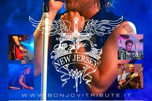 Tribute Bon Jovi cu trupa New Jersey, la Doors Club