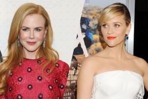 """Reese Witherspoon şi Nicole Kidman, în serialul """"Big Little Lies"""