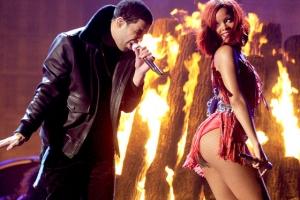 Rihanna și Drake, cei mai ascultați cântăreți în 2015