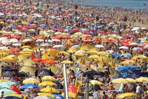 Cel mai bun sezon estival la mare din ultimii șapte ani!