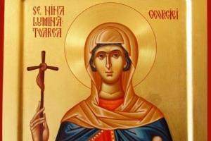 Sfânta Nina și Sfinții Părinți uciși în Muntele Sinai și Rait, prăznuiți pe 14 ianuarie