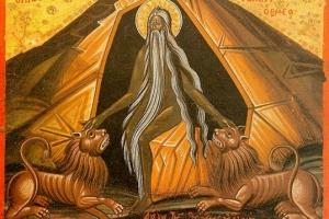 Pe 19 ianuarie îl prăznuim pe Sfântul Macarie Egipteanul