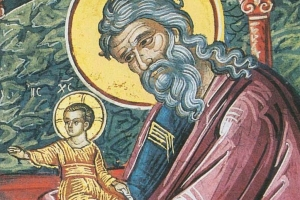 Sfântul și Dreptul Simeon, sărbătorit pe 3 februarie