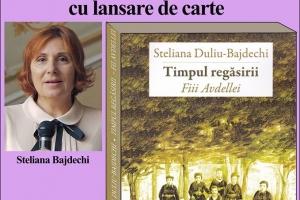 JURNALISTA ȘI SCRIITOAREA STELIANA DULIU-BAJDECHI, DEBUT ÎN CENACLUL LITERAR