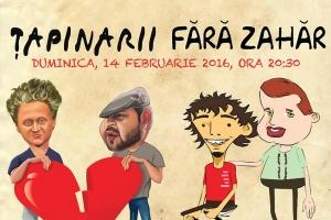 """Anti-Valentine's Day"" cu Țapinarii și Fără Zahăr, la Doors Club"