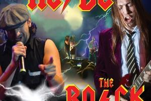 Tribut AC/DC  cu The R.O.C.K., în clubul Doors