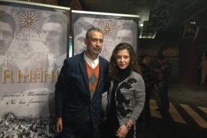Toma Enache a lansat primul documentar în aromână, la Constanța și Tulcea