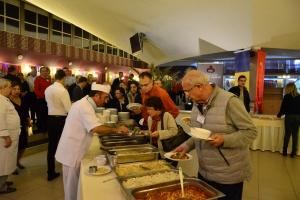 Festin culinar și ospitalitate turcească, la Hotel Aurora din Mamaia