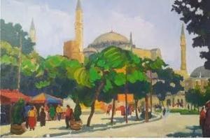Vernisaj Sorin Adam, la Muzeul de Artă din Constanța