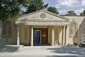 """Muzeul de Arheologie """"Callatis"""