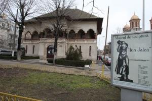"""Muzeul de sculptură """"Ion Jalea"""