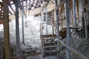 Ansamblul bisericilor rupestre Basarabi - Murfatlar
